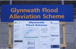 001-glynneath-flood-alleviation-scheme-sign